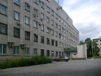 neighbour house: st. Antonova-Ovseenko, house 53А. office building
