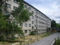Samara, hostel поволжского экономико-юридического колледжа, Antonova-Ovseenko st, house 55