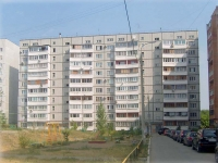 Samara, Antonova-Ovseenko st, house 81. Apartment house