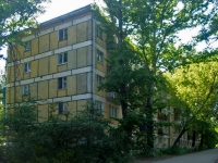 Samara, Antonova-Ovseenko st, house 89. Apartment house with a store on the ground-floor