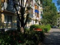 Samara, Antonova-Ovseenko st, house 89. Apartment house with a store on the ground-floor