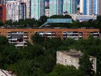 Самара, улица Антонова-Овсеенко, дом 3. многоквартирный дом