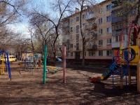 Самара, улица Антонова-Овсеенко, дом 4. многоквартирный дом