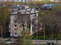 neighbour house: st. Antonova-Ovseenko, house 4. Apartment house