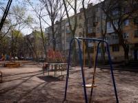 Самара, улица Антонова-Овсеенко, дом 12. многоквартирный дом