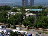 соседний дом: ул. Антонова-Овсеенко, дом 14. жилой дом с магазином