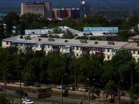 соседний дом: ул. Антонова-Овсеенко, дом 16. жилой дом с магазином