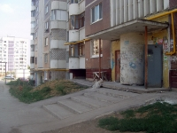 Самара, улица Антонова-Овсеенко, дом 61. многоквартирный дом