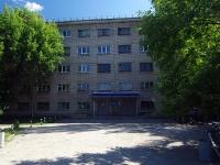neighbour house: st. Antonova-Ovseenko, house 55. hostel поволжского экономико-юридического колледжа