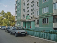 Samara, Kreysernaya st, house 1 ЛИТ А. Apartment house