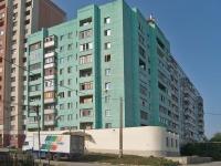 Samara, Kreysernaya st, house 1 ЛИТ Б. Apartment house