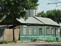 Samara, Odesskiy alley, house 16. Private house