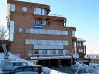 Samara, st Osipenko, house 1А. office building