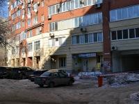 Samara, st Osipenko, house 6Б. Apartment house