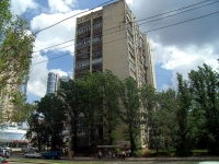 neighbour house: st. Osipenko, house 2В. Apartment house