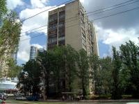 Samara, st Osipenko, house 2В. Apartment house