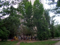 Samara, Osipenko st, house 2Б. Apartment house