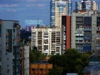 Samara, st Osipenko, house 2А. Apartment house