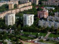 萨马拉市, Osipenko st, 房屋 2А. 公寓楼