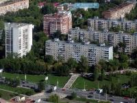 Samara, Osipenko st, house 6А. Apartment house