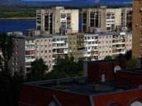 Samara, st Osipenko, house 8. Apartment house