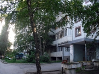 Samara, Osipenko st, house 144. Apartment house