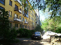 Самара, улица Полевая, дом 54. многоквартирный дом