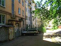 Samara, st Polevaya, house 68. Apartment house