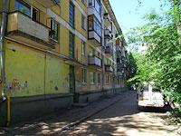 Самара, улица Полевая, дом 86. жилой дом с магазином