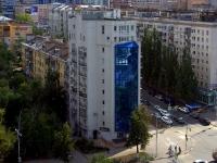 Samara, st Polevaya, house 52. Apartment house