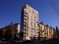 Самара, улица Полевая, дом 52. многоквартирный дом