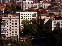 Samara, st Polevaya, house 56. Apartment house