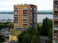 Samara, Polevaya st, house 50. Apartment house