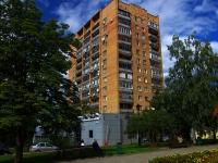 Самара, улица Полевая, дом 50. многоквартирный дом