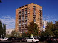 neighbour house: st. Polevaya, house 50. Apartment house