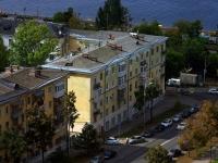 Samara, st Polevaya, house 1. Apartment house