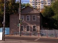 Samara, st Polevaya, house 53. Apartment house