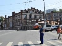 Samara, Volzhskiy avenue, house 5. service building