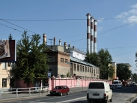Samara, heat electric generation plant Самарская ГРЭС, Volzhskiy avenue, house 8 к.1