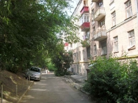 Samara, Volzhskiy avenue, house 45. Apartment house