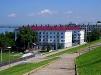 """萨马拉市, 旅馆 """"Волга"""", Volzhskiy avenue, 房屋 29"""