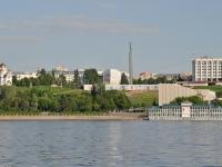 Самара, Волжский проспект, дом 10В. многофункциональное здание