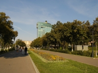 Samara, Volzhskiy avenue, house 50. office building