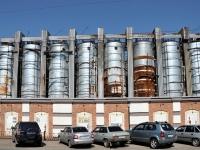 Самара, завод (фабрика) Жигулевское пиво, ОАО, пивоваренный завод, Волжский проспект, дом 4 к.2