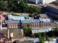Samara, avenue Volzhskiy, house 5. service building