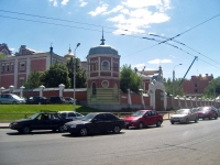 萨马拉市, 修道院 Иверский женский монастырь, Volzhskiy avenue, 房屋 1 к.1