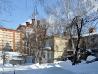 Samara, avenue Volzhskiy, house 4. Apartment house