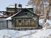 Samara, st Samarskaya, house 6. Private house