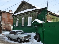 Samara, Samarskaya st, house 11. Private house