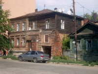Samara, Samarskaya st, house 21. Apartment house